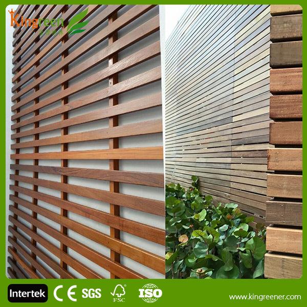 나무 플라스틱 복합 벽 패널, 야외 복합 벽 보드, 야외 벽 패널 ...