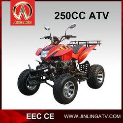 JEA-21-08 250cc lifan quad odes atv Chinese reverse trikes whole sale