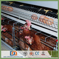 Trade Assurance Egg Layer Chicken Poultry Cage for Kenya Nigeria Farm