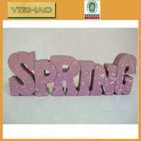 YZ-wl0001 High Quality Decorative machine to make wooden letters