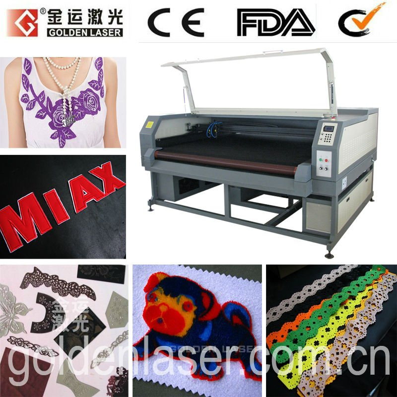 pattern cutting machine fabric