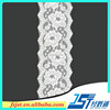 2015 african embroidery design lace trim 7.2cm for dress