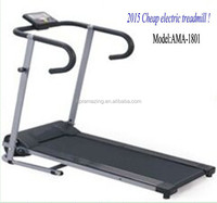Simple design exercise treadmill with competitive price fitness running machine guangzhou supplier AMA-1801