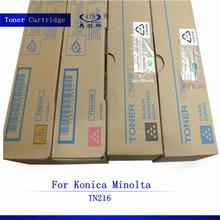 New!! Compatible laser Toner Cartridge for Konica Minolta C220 280 360 TN319 216 CMYK copier spare parts