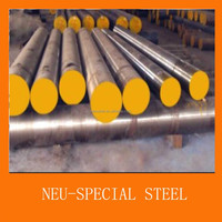 made in China H13 tool steel/2344 steel rod/SKD61 die steel