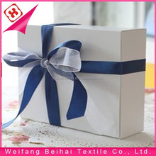 Bottom price top sell ribbon bow with tails