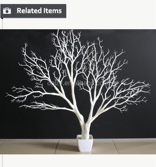 sec arbre direction artificielle arbre décoratif pour la