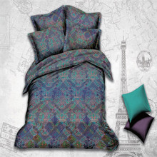 Bedding Set, 100% Polyester Fabric textile manufacturers in egypt bed sheet