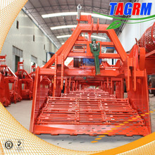 Durable chain cassava root harvester /manioc harvester machine MSU1600