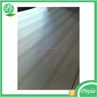 18mm Burma teak Fancy Plywood for forniture