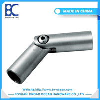 handrail adjustable stainless steel balcony railing connector HC-13