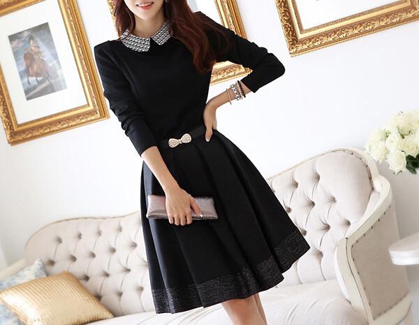 WQL1582 autumn dress 2