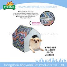 New soft plush outdoor dog kennel designs