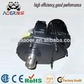 220v alto esfuerzo de torsión de reducción del engranaje del motor