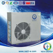 South Africa hotsale home appliance solar water heaters with air to water generator split system
