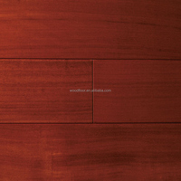 Prefinished Red Sandalwood Solid wooden flooring