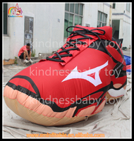 factory price inflatable Shoes advertising , advertisement product shoes , shoes advertisement sample for sale