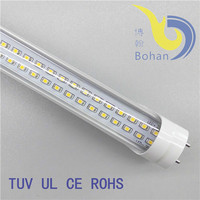 zoo red tube lighting smd3528 tube8 led xxx animal video tube