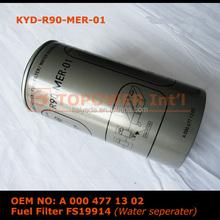 Auto/car/bus/truck/excavator Genuine Security Engine Oil Filter 133-5637