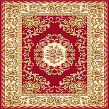 High quality Jacquard bedroom decorative wilton rug