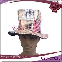 the popular paillette oktoberfest carnival hat funny lampshade hat