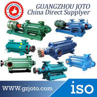 D-type physical and chemical horizontal electric multistage centrifugal submersible pump