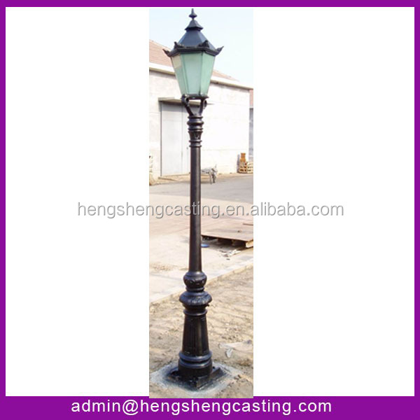 Light Pole Installation Near Me: China Supplier Pole Of Residential Light Price/aluminum