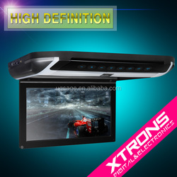 "10"" HD Digital TFT Monitor Touch Button Car audio with HDMI Port"