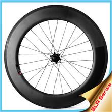 Carbon Road Bike Aero Wheels Clincher for Sale, Ceramic Bearing Alloy Hubs and Sapim Spokes - LIGHTCARBON