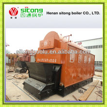 CE Certificate Hot Sale SZL Series Shop-Assemble Rice Coal Boilers from Henan SITONG Boiler manufacturer