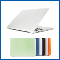 """C&T Crystal Glossy Clear Hard Shell Clip Snap-on Cover Cases for Macbook 15"""" Pro"""