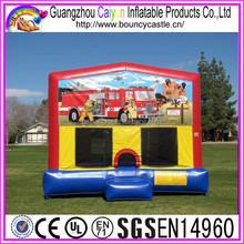Fire Theme Inflatable Jumping Bouncer For Sale
