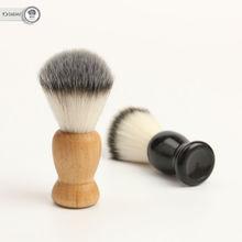 factory directly custom men shaving kit synthetic shaving brush