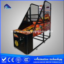 Coin operated game machine electronic basketball machine arcade games for sale