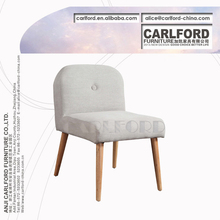 little fabric stool F068(beige)