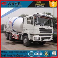 SHACMAN 14CBM concrete mixer truck Sale