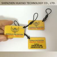 40*25mm size both side printing 125KHz TK4100 EM4100 RFID epoxy tag