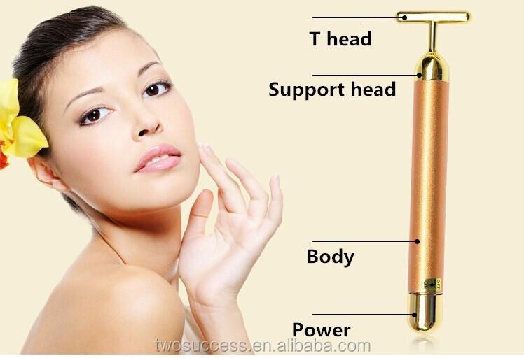 Energy facial massage 24k gold vibration beauty bar .jpg