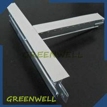 Practical quality regular ceiling tile t grid support