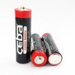 2x1.5v r6 aa um3 battery