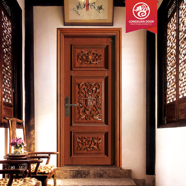 Indian wooden front door designs Front door grill designs india