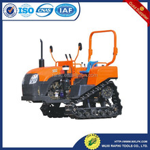 TRIANGLE CRAWLER TRACTOR