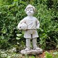 gran figura estatua de enanitos de jardín decoración