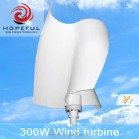 300w small vertical axis windmill