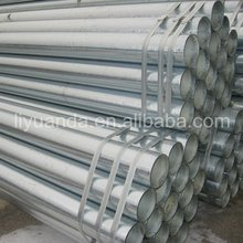 carbon steel water pipe(pre-galvanized)