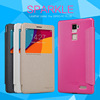 Fancy shockproof leather phone case cover for oppo joy 3 plus