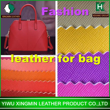 pu Leather Material and Embossed cross Pattern pu leather malaysia