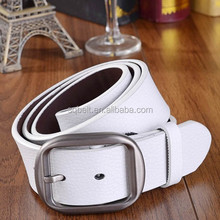 Cowhide leather belts/full grain cowhide leather belts/pure leather wasit belt