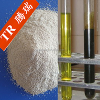 high acid active fuller earth for decoloring used engine oil