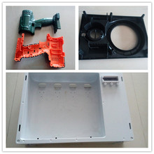 china professional bi color plastic mould for button
